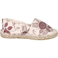 Topánky Dievčatá Espadrilky Manila Grace AP456 Béžová
