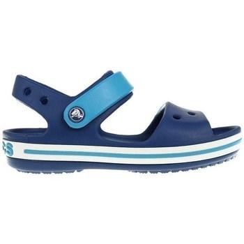 Topánky Chlapci Sandále Crocs Crocband Modrá