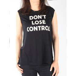 Oblečenie Ženy Tielka a tričká bez rukávov Lee T-shirt  Muscle Tank Black L42CPB01 black