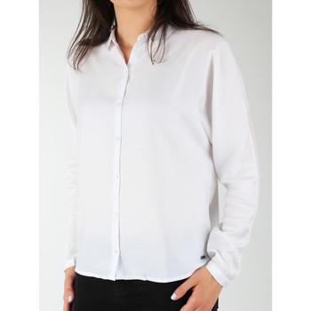 Oblečenie Ženy Košele a blúzky Wrangler Relaxed Shirt W5213LR12 white