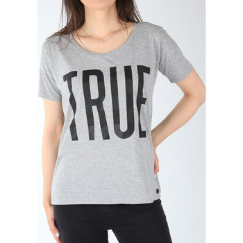 Oblečenie Ženy Tričká s krátkym rukávom Lee T-shirt  Ultimate Tee L42JEP37 grey