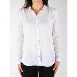 Oblečenie Ženy Košele a blúzky Wrangler L/S Relaxed Shirt W5190BD12 white