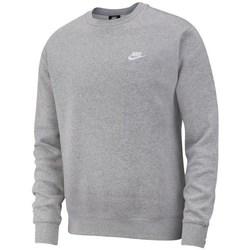 Oblečenie Muži Mikiny Nike Club Crew Sivá