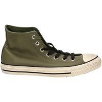 Topánky Muži Členkové tenisky All Star CTAS DISTRESSED HI fiegr-verde-militare