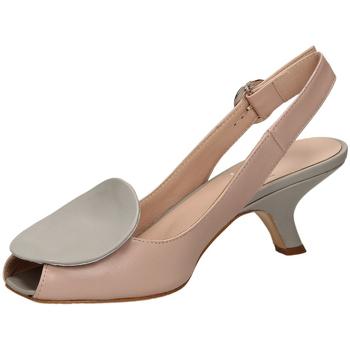 Topánky Ženy Sandále Mivida NAPPA argen-argento