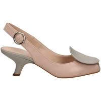 Topánky Ženy Sandále Mivida NAPPA light-rosa-grigio