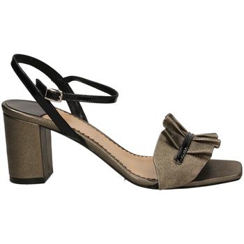 Topánky Ženy Sandále The Seller BERG.WASH cfune-grigio-nero