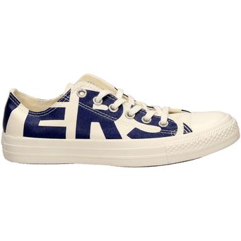 Topánky Muži Nízke tenisky All Star CTAS OX natbl-bianco-blu