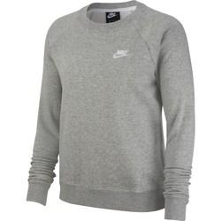 Oblečenie Ženy Mikiny Nike Essential Sivá
