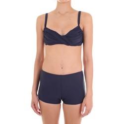 Oblečenie Ženy Plavky dvojdielne Joséphine Martin ASIA Blu