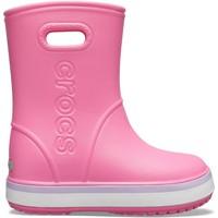Topánky Deti Gumaky Crocs Crocs™ Crocband Rain Boot Kid's  zmiešaný
