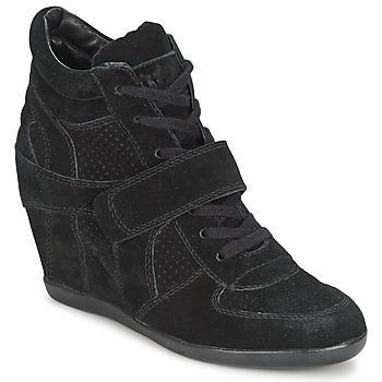 Topánky Ženy Členkové tenisky Ash BOWIE čierna