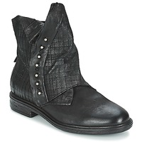 Topánky Ženy Polokozačky Airstep / A.S.98 ETIENNE čierna