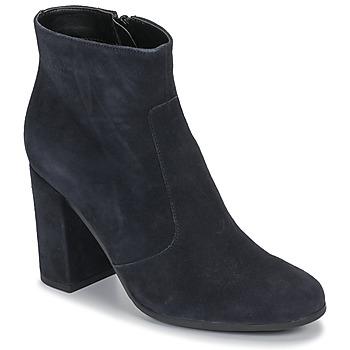Topánky Ženy Čižmičky André ELVIRA Námornícka modrá