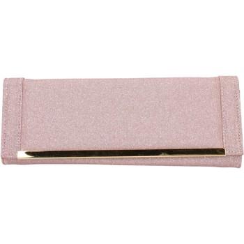 Tašky Ženy Vrecúška a malé kabelky Made In Italia Taška AB990 Ružová