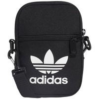 Tašky Kabelky a tašky cez rameno adidas Originals Fest Bag Trefoil Čierna