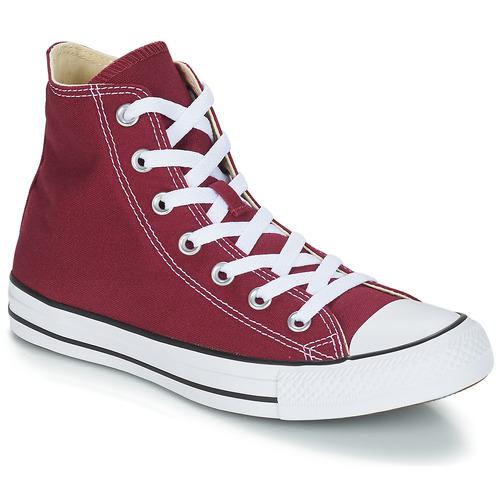 Topánky Členkové tenisky Converse CHUCK TAYLOR ALL STAR CORE HI Bordová