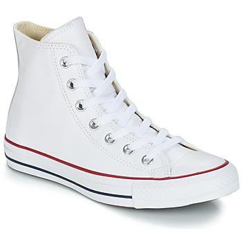 Topánky Členkové tenisky Converse Chuck Taylor All Star CORE LEATHER HI Biela
