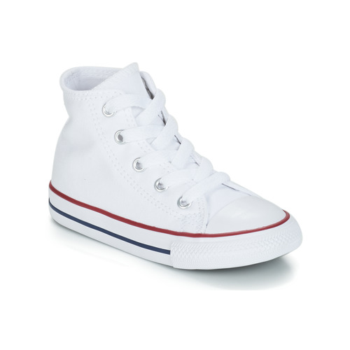 Topánky Deti Členkové tenisky Converse CHUCK TAYLOR ALL STAR CORE HI Biela