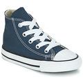 Topánky Deti Členkové tenisky Converse CHUCK TAYLOR ALL STAR CORE HI Námornícka modrá
