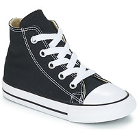 Topánky Deti Členkové tenisky Converse CHUCK TAYLOR ALL STAR CORE HI čierna