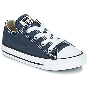 Topánky Deti Nízke tenisky Converse CHUCK TAYLOR ALL STAR CORE OX Námornícka modrá