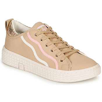 Topánky Ženy Nízke tenisky Palladium TEMPO 02 CVS Béžová
