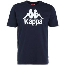 Oblečenie Muži Tričká s krátkym rukávom Kappa Caspar Tshirt Tmavomodrá