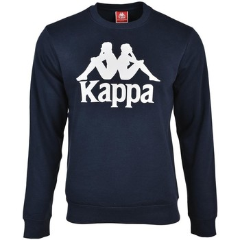 Oblečenie Muži Mikiny Kappa Sertum RN Tmavomodrá