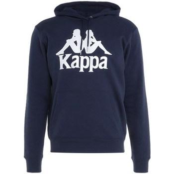 Oblečenie Muži Mikiny Kappa Taino Hooded Sweatshirt Tmavomodrá