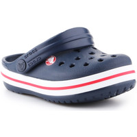 Topánky Deti Nazuvky Crocs Crocband clog 204537-485 navy