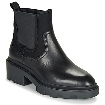 Topánky Ženy Čižmičky Ash METRO Čierna