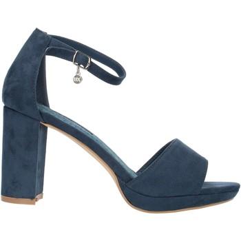 Topánky Ženy Sandále Xti 35047 Petroleum blue