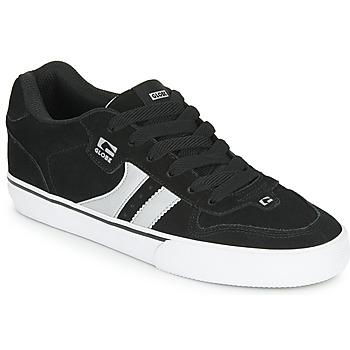Topánky Muži Nízke tenisky Globe ENCORE-2 Čierna