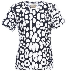 Oblečenie Ženy Tričká s krátkym rukávom Eleven Paris BIRINA Čierna