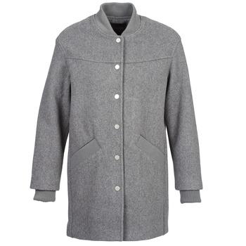 Oblečenie Ženy Kabáty Eleven Paris PARC Šedá