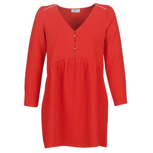 Oblečenie Ženy Krátke šaty Betty London LADY Červená