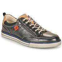 Topánky Muži Nízke tenisky Fluchos QUEBEC Námornícka modrá / Béžová / Červená
