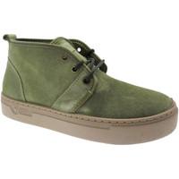 Topánky Ženy Členkové tenisky Natural World NAW6151922ka verde