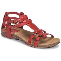 Topánky Ženy Sandále Kickers ANA Červená