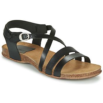 Topánky Ženy Sandále Kickers ANATOMIUM Čierna