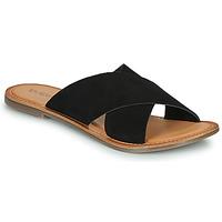 Topánky Ženy Šľapky Kickers DIAZ-2 Čierna