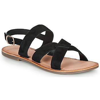 Topánky Ženy Sandále Kickers DIBA-3 Čierna