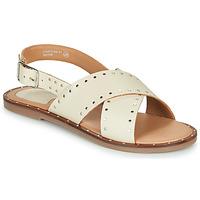 Topánky Ženy Sandále Kickers KICLA Béžová