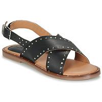 Topánky Ženy Sandále Kickers KICLA Čierna