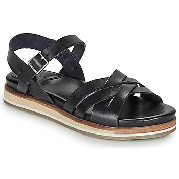 Topánky Ženy Sandále Kickers OLIMPIK Čierna