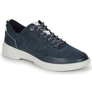 Topánky Ženy Nízke tenisky Kickers ORUKAMI Námornícka modrá