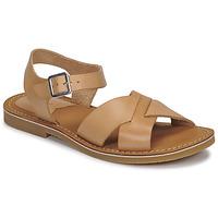 Topánky Ženy Sandále Kickers TILLY Béžová