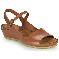 Topánky Ženy Sandále Kickers TAKIKA Hnedá