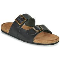Topánky Muži Sandále Kickers ORANO Čierna